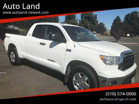 2011 Toyota Tundra for sale at Auto Land in Newark CA