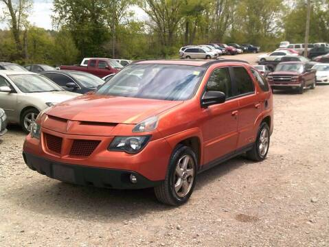 2004 Pontiac Aztek for sale at WEINLE MOTORSPORTS in Cleves OH
