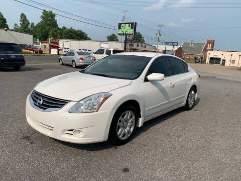 2010 Nissan Altima for sale at CHILI MOTORS - Cash Vehicles Inventory in Mayfield KY
