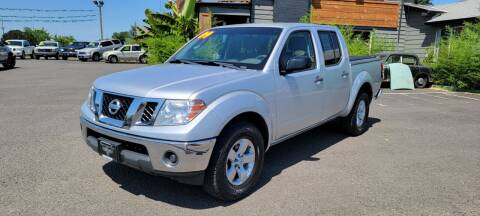 2009 Nissan Frontier for sale at Persian Motors in Cornelius OR