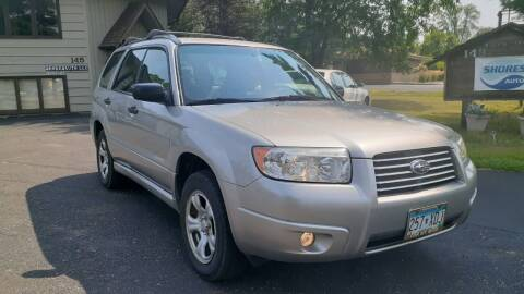 2007 Subaru Forester for sale at Shores Auto in Lakeland Shores MN