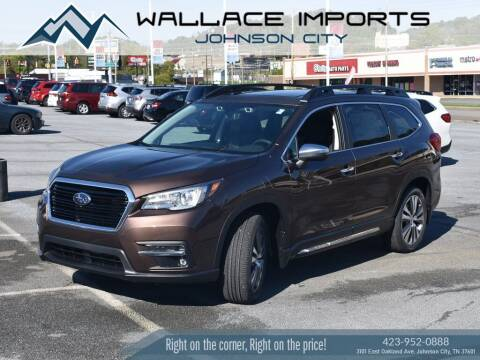 2021 Subaru Ascent for sale at WALLACE IMPORTS OF JOHNSON CITY in Johnson City TN
