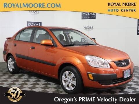 2008 Kia Rio for sale at Royal Moore Custom Finance in Hillsboro OR
