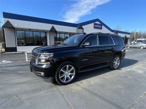 2015 Chevrolet Tahoe for sale at Impex Auto Sales in Greensboro NC