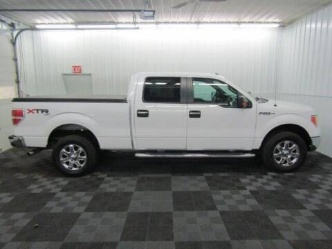 2013 Ford F-150 for sale at Michigan Credit Kings in South Haven MI