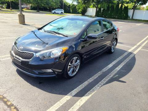 2016 Kia Forte for sale at Professionals Auto Sales in Philadelphia PA