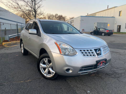 2009 Nissan Rogue for sale at JerseyMotorsInc.com in Teterboro NJ