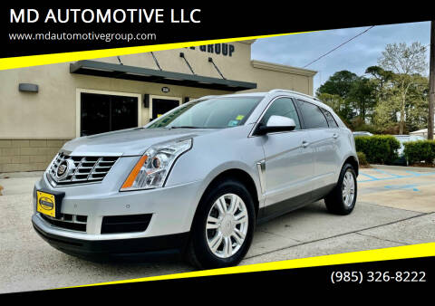 2015 Cadillac SRX for sale at MD AUTOMOTIVE LLC in Slidell LA