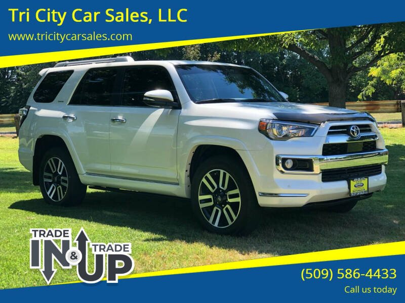 2020 Toyota 4Runner for sale at Tri City Car Sales, LLC in Kennewick WA