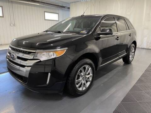2011 Ford Edge for sale at Monster Motors in Michigan Center MI