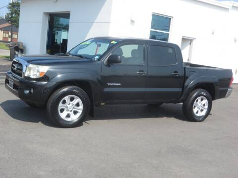 2005 Toyota Tacoma for sale at Price Auto Sales 2 in Concord NH