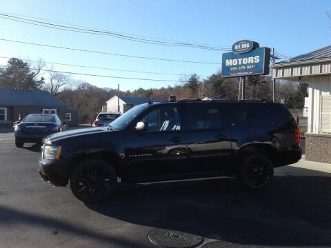 2013 Chevrolet Suburban for sale at Route 106 Motors in East Bridgewater MA