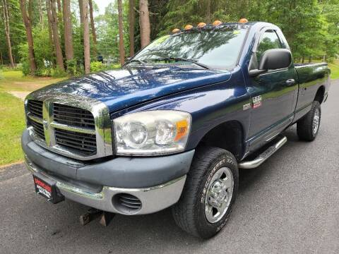 2009 Dodge Ram Pickup 2500 for sale at Showcase Auto & Truck in Swansea MA