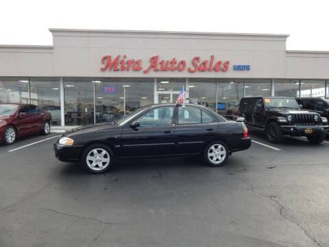 2005 Nissan Sentra for sale at Mira Auto Sales in Dayton OH