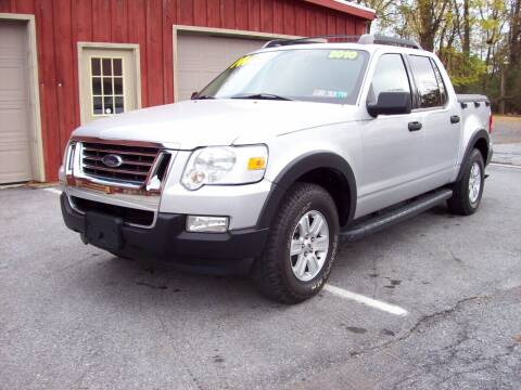 2010 Ford Explorer Sport Trac for sale at Clift Auto Sales in Annville PA