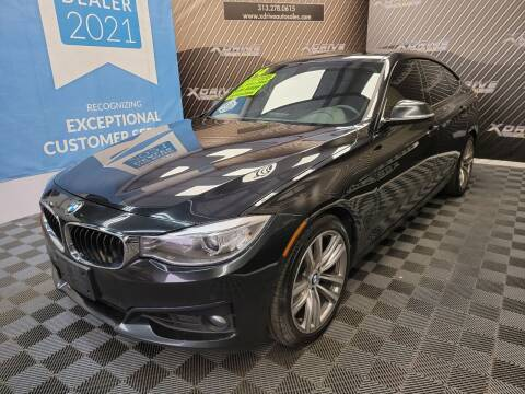 2014 BMW 3 Series for sale at X Drive Auto Sales Inc. in Dearborn Heights MI