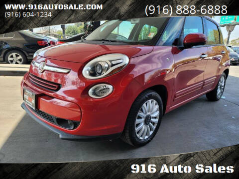 2014 FIAT 500L for sale at 916 Auto Sales in Sacramento CA