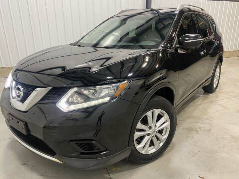 2015 Nissan Rogue for sale at EUROPEAN AUTOHAUS, LLC in Holland MI