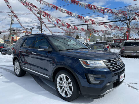 2016 Ford Explorer for sale at Car Complex in Linden NJ