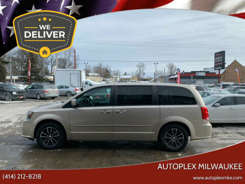 2015 Dodge Grand Caravan for sale at Autoplex 3 in Milwaukee WI