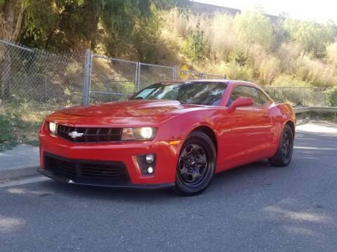 2012 Chevrolet Camaro for sale at Gateway Motors in Hayward CA