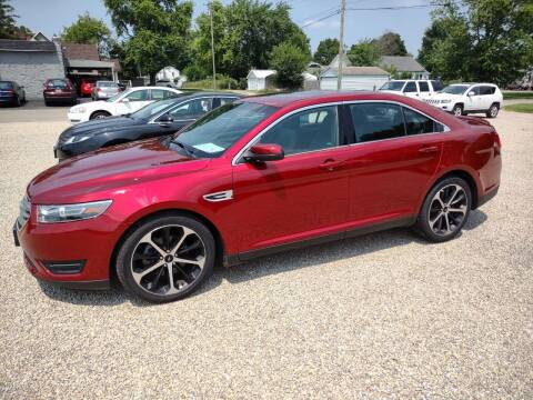 2016 Ford Taurus for sale at Economy Motors in Muncie IN