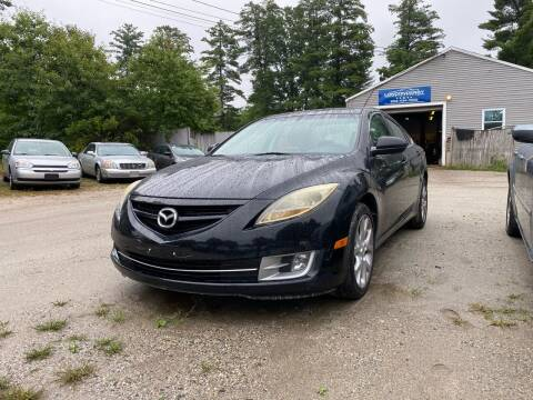 2009 Mazda MAZDA6 for sale at Official Auto Sales in Plaistow NH
