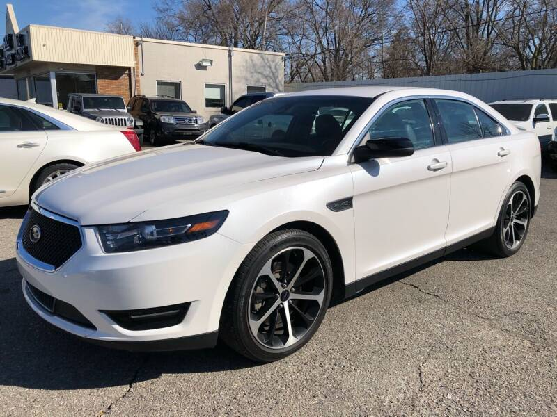 2016 Ford Taurus for sale at SKY AUTO SALES in Detroit MI