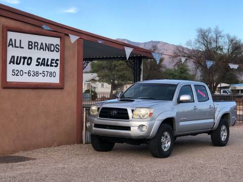2006 Toyota Tacoma for sale at All Brands Auto Sales in Tucson AZ