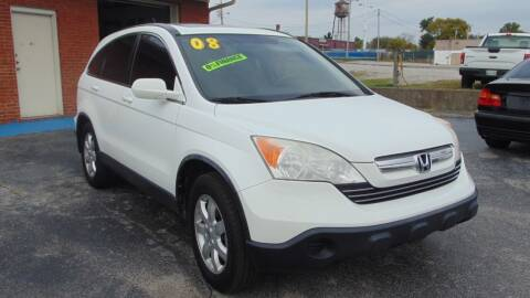 2008 Honda CR-V for sale at Guidance Auto Sales LLC in Columbia TN