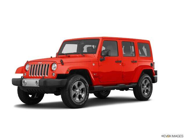2017 Jeep Wrangler Unlimited for sale at BAYWAY Certified Pre-Owned in Houston TX