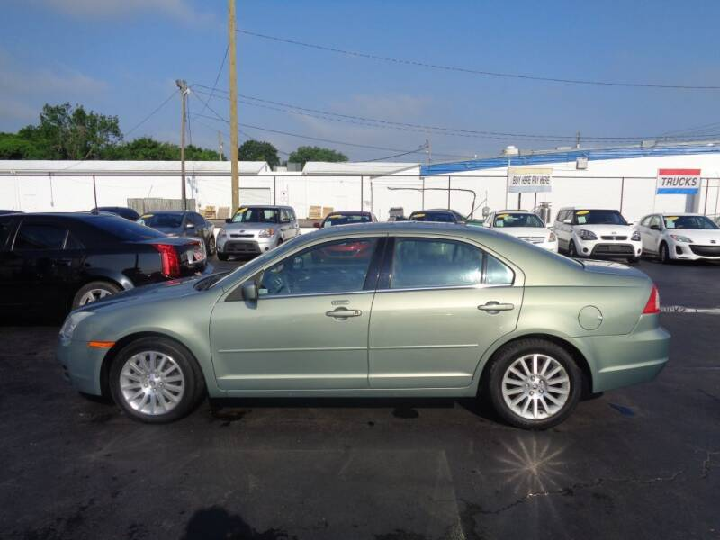 2009 Mercury Milan for sale at Cars Unlimited Inc in Lebanon TN