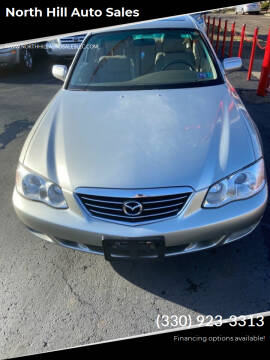 2002 Mazda Millenia for sale at North Hill Auto Sales in Akron OH