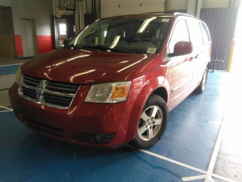 2009 Dodge Grand Caravan for sale at Cj king of car loans/JJ's Best Auto Sales in Troy MI
