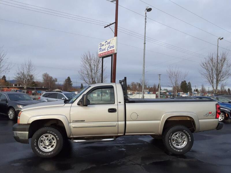 2006 Chevrolet Silverado 2500HD for sale at New Deal Used Cars in Spokane Valley WA