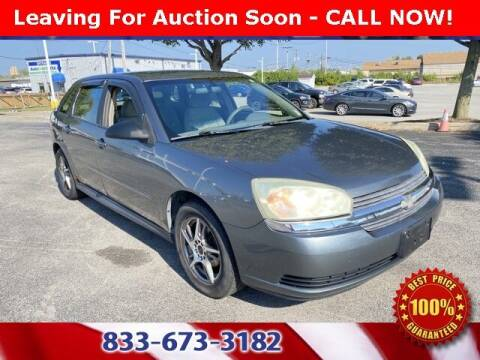 2004 Chevrolet Malibu Maxx for sale at Glenbrook Dodge Chrysler Jeep Ram and Fiat in Fort Wayne IN
