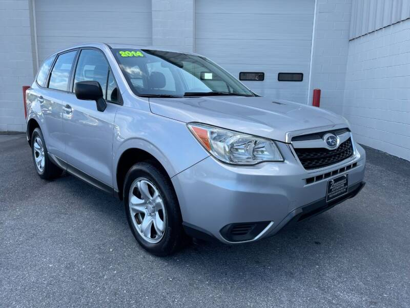 2014 Subaru Forester for sale at Zimmerman's Automotive in Mechanicsburg PA