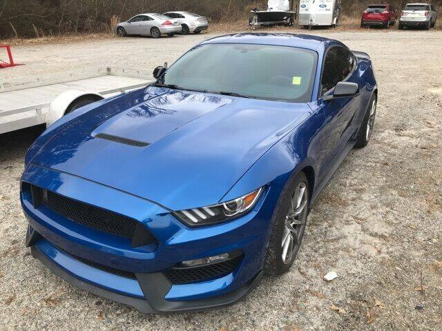 2018 Ford Mustang for sale at BILLY HOWELL FORD LINCOLN in Cumming GA