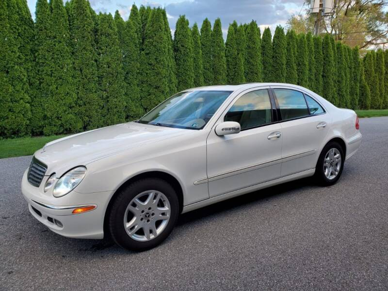 2005 Mercedes-Benz E-Class for sale at Kingdom Autohaus LLC in Landisville PA