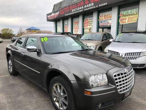 2010 Chrysler 300 for sale at Washington Auto Group in Waukegan IL