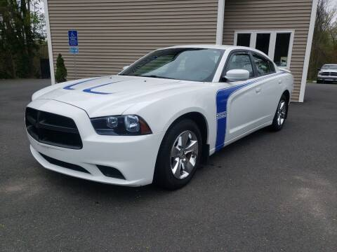 2011 Dodge Charger for sale at KLC AUTO SALES in Agawam MA