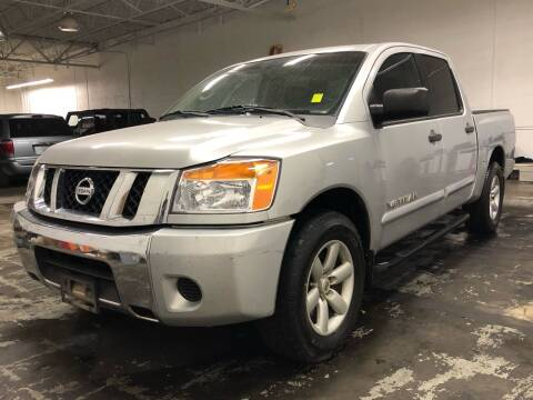 2009 Nissan Titan for sale at Paley Auto Group in Columbus OH