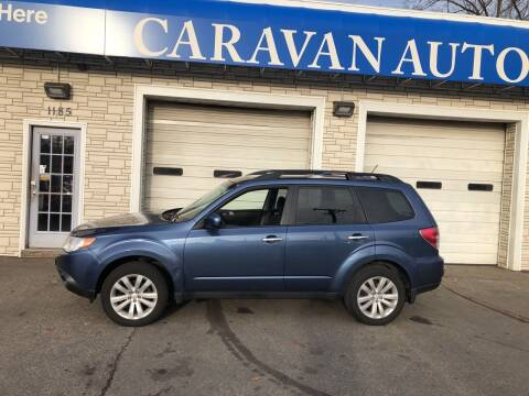 2011 Subaru Forester for sale at Caravan Auto in Cranston RI