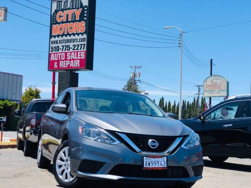 2019 Nissan Sentra for sale at City Motors in Hayward CA