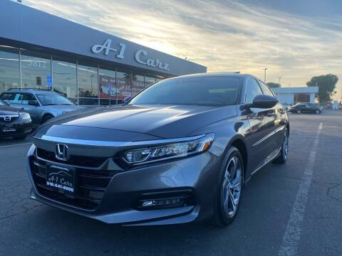 2018 Honda Accord for sale at A1 Carz, Inc in Sacramento CA