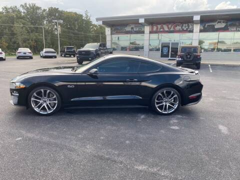 2019 Ford Mustang for sale at Davco Auto in Fort Wayne IN