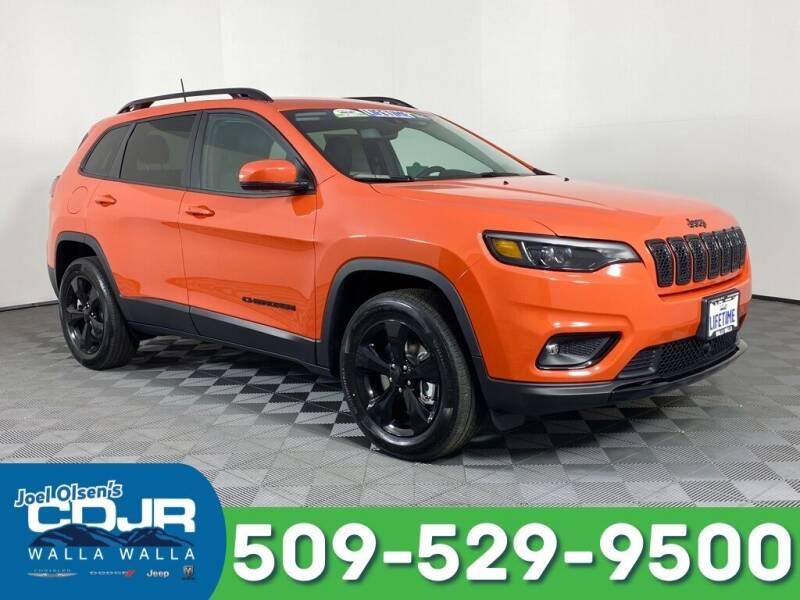 2021 Jeep Cherokee for sale in Walla Walla, WA