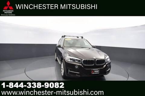 2015 BMW X5 for sale at Winchester Mitsubishi in Winchester VA