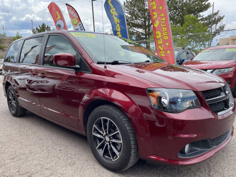 2019 Dodge Grand Caravan for sale at Duke City Auto LLC in Gallup NM