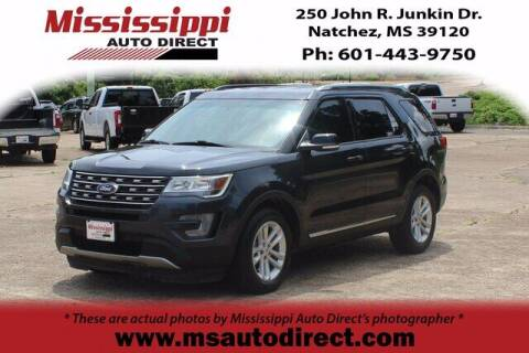 2017 Ford Explorer for sale at Auto Group South - Mississippi Auto Direct in Natchez MS